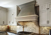 Omega Mantels of Stone, specializing in cast stone products for kitchen