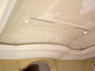 Omega Plaster Moulding